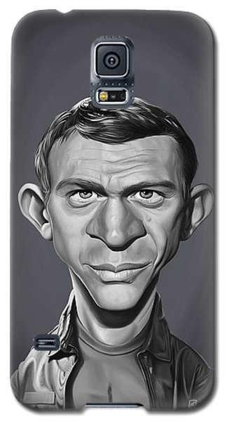 Celebrity Sunday - Steve Mcqueen Galaxy S5 Case