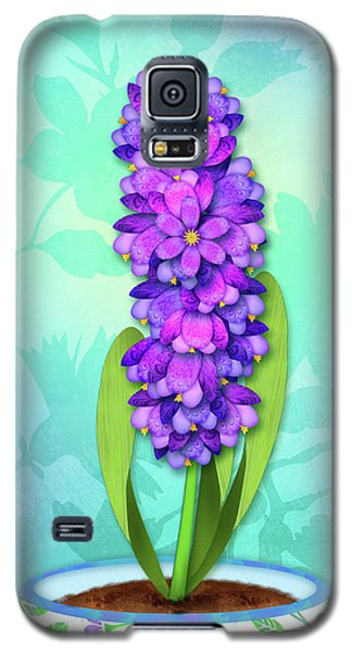 H Is For Hummingbird Galaxy S5 Case