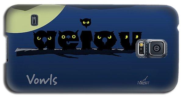 Vowls Galaxy S5 Case