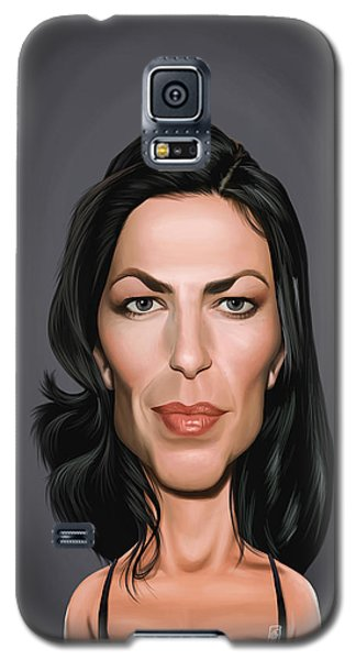 Celebrity Sunday - Claudia Black Galaxy S5 Case