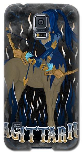 The Archer Sagittarius Spirit Galaxy S5 Case