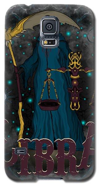 The Scale Libra Spirit Galaxy S5 Case