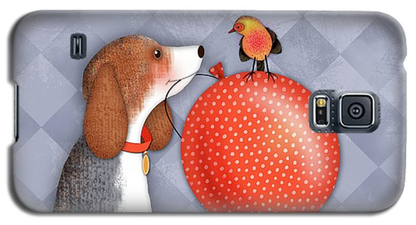 B Is For Beagle Galaxy S5 Case