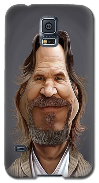 Celebrity Sunday - Jeff Bridges Galaxy S5 Case