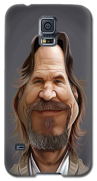 Celebrity Sunday - Jeff Bridges Galaxy S5 Case