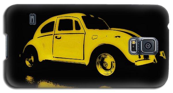 Yellow Bug Galaxy S5 Case