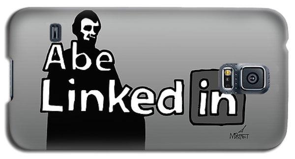 Abe Linkedin Galaxy S5 Case