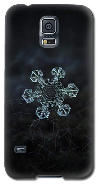 Real Snowflake - Ice Crown New Galaxy S5 Case