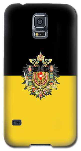 Habsburg Flag With Imperial Coat Of Arms 1 Galaxy S5 Case