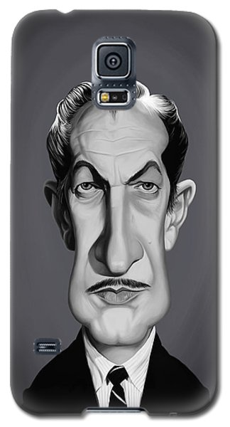 Celebrity Sunday - Vincent Price Galaxy S5 Case