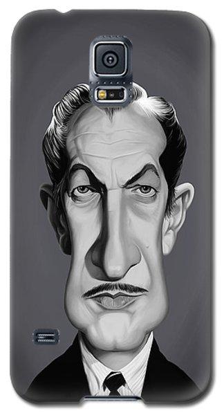 Celebrity Sunday - Vincent Price Galaxy S5 Case