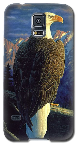 Morning Quest Galaxy S5 Case