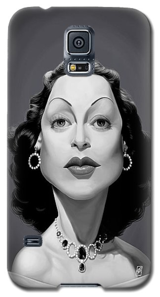 Celebrity Sunday - Hedy Lamarr Galaxy S5 Case