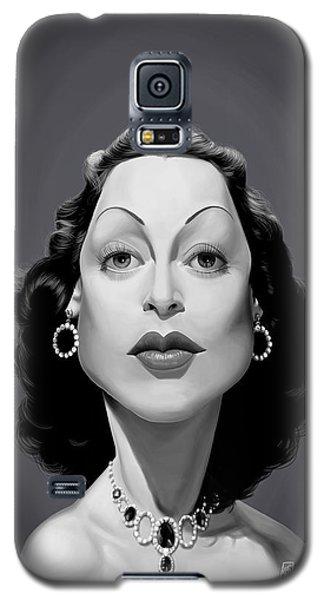 Celebrity Sunday - Hedy Lamarr Galaxy S5 Case