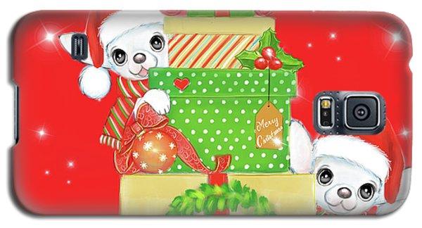 Christmas Chi Elves Galaxy S5 Case