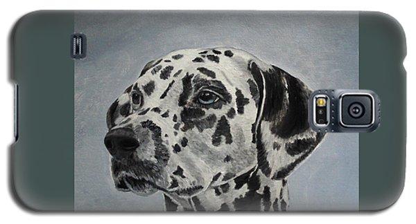 Dalmatian Portrait Galaxy S5 Case