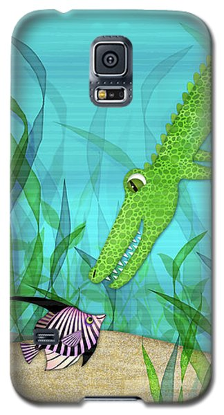 A Is For Alligator Galaxy S5 Case