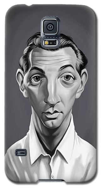 Celebrity Sunday - Robert Mitchum Galaxy S5 Case