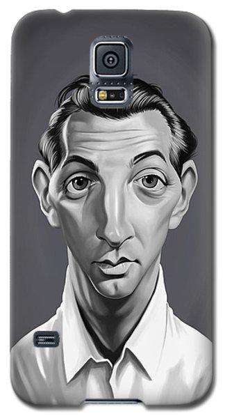 Celebrity Sunday - Robert Mitchum Galaxy S5 Case