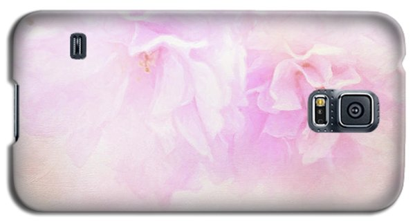 Cherry Blossom Valentine Galaxy S5 Case