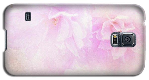 Cherry Blossom Valentine Galaxy S5 Case