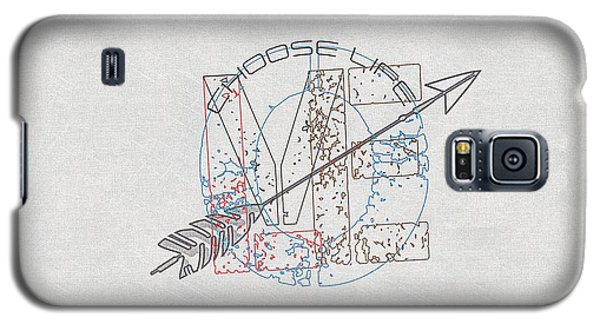 Choose Life Galaxy S5 Case