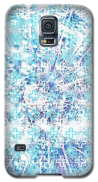 Come Unto Me Galaxy S5 Case