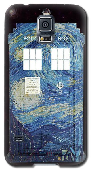 Starry Starry Night Galaxy S5 Case