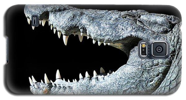Nile Croco-smile Galaxy S5 Case