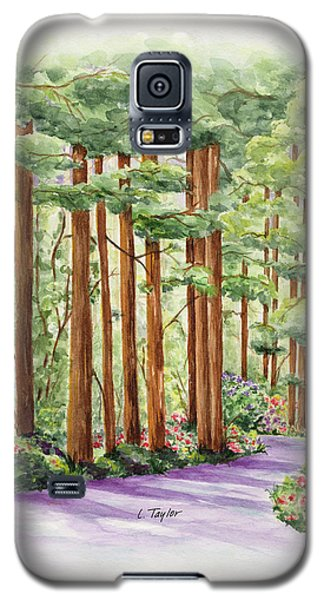 Standing Tall Galaxy S5 Case