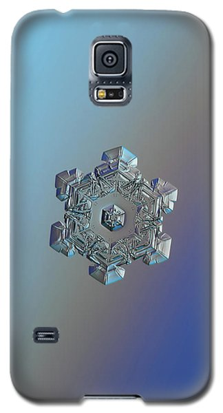 Real Snowflake - 05-feb-2018 - 6 Galaxy S5 Case