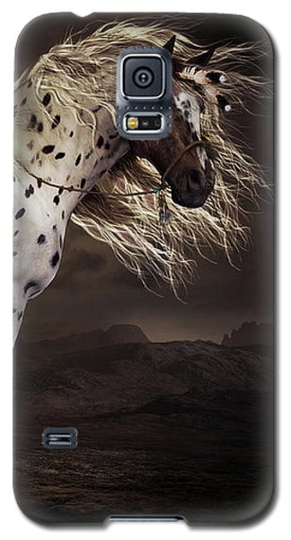 Leopard Appalossa Galaxy S5 Case