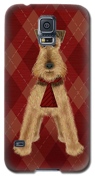A Is  For Airedale Galaxy S5 Case