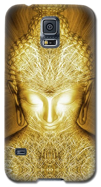 Galaxy S5 Case featuring the photograph Kundalini Awakening by Jalai Lama