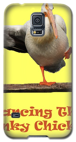 Dancing The Funky Chicken Galaxy S5 Case