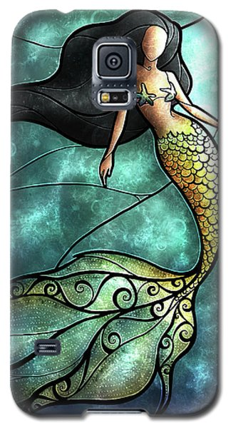 The Mermaid Galaxy S5 Case