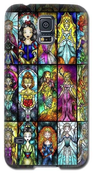 The Princesses Galaxy S5 Case by Mandie Manzano