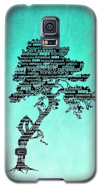 Bodhi Tree Of Awareness Galaxy S5 Case by Tammy Wetzel