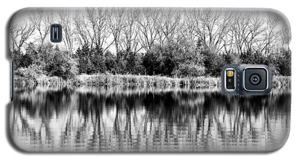 Rippled Reflection Galaxy S5 Case by Bill Kesler