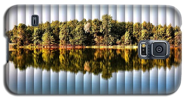 When Nature Reflects - The Slat Collection Galaxy S5 Case