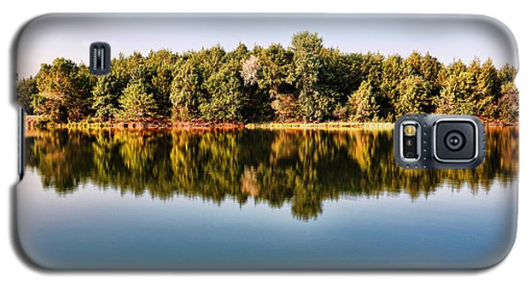 Galaxy S5 Case featuring the photograph When Nature Reflects by Bill Kesler