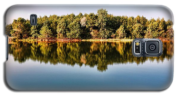 When Nature Reflects Galaxy S5 Case