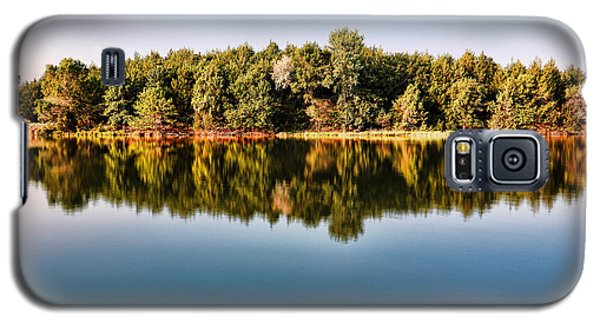 When Nature Reflects Galaxy S5 Case by Bill Kesler