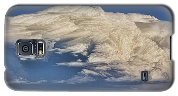Galaxy S5 Case featuring the photograph Cloud Brew by Bill Kesler