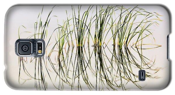 Graceful Grass Galaxy S5 Case