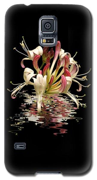 Honeysuckle Reflections Galaxy S5 Case