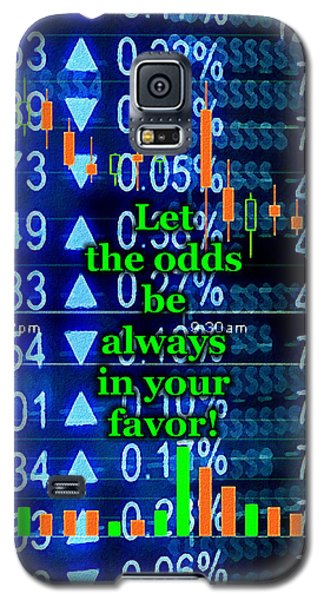 Stock Exchange Galaxy S5 Case