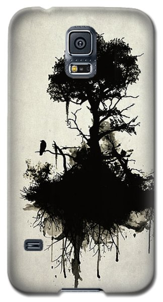 Last Tree Standing Galaxy S5 Case by Nicklas Gustafsson