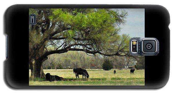 Shady Rest Galaxy S5 Case by Bill Kesler