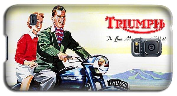 Triumph 1953 Galaxy S5 Case